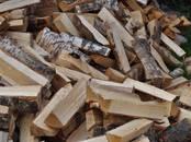 Дрова, брикеты, гранулы Дрова колотые, цена 35 бел. руб./м³ насыпной, Фото