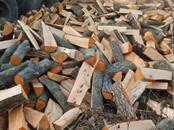 Дрова, брикеты, гранулы Дрова колотые, цена 34 бел. руб./м³ насыпной, Фото
