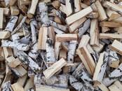 Дрова, брикеты, гранулы Дрова колотые, цена 38 бел. руб./м³ насыпной, Фото