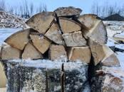 Дрова, брикеты, гранулы Дрова колотые, цена 33 бел. руб./м³ насыпной, Фото