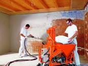 Строительные работы,  Отделочные, внутренние работы Штукатурные работы, цена 10 бел. руб., Фото